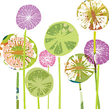 Buy Louise Cunningham - Allium Spheres Online at johnlewis.com