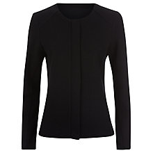 Buy Kaliko Short Wool Jacket, Black Online at johnlewis.com