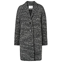 Buy L.K. Bennett Tweed Norwich Shoulder Coat. Tweed Online at johnlewis.com