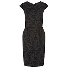 Buy Havren Paisley Dress, Charcoal Online at johnlewis.com