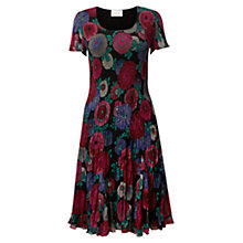 Buy East Nobu Print Bubble Dress, Multi Online at johnlewis.com