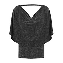 Buy Oasis Sparkle Kaftan Top Online at johnlewis.com
