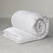 Buy John Lewis Mine & Yours Two Tog Duvet, 7/10.5 Tog Online at johnlewis.com