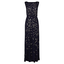 Buy Coast Trinity Dress, Navy Online at johnlewis.com