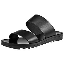 Buy Kin by John Lewis Fifty Six Leather Cleated Sandals Online at johnlewis.com