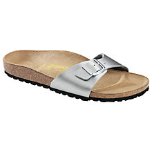 Buy Birkenstock Madrid Slip On Sandals Online at johnlewis.com