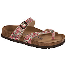 Buy Birkenstock Tabora Kenja Sandals Online at johnlewis.com