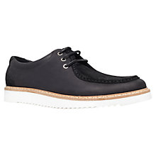 Buy KG by Kurt Geiger Kewell Suede Flat Loafer Shoes Online at johnlewis.com
