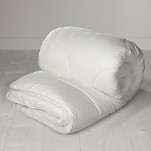 Buy John Lewis Lightweight Luxury Duvet, 13.5 Tog Online at johnlewis.com