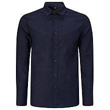 Buy G-Star Raw Lumber Long Sleeve Shirt, Navy Online at johnlewis.com