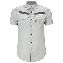 Buy G-Star Raw Rovic Shirt, Grey Online at johnlewis.com