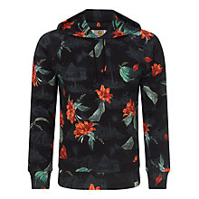 Buy Carhartt Tropical Hoodie, Black/Multi Online at johnlewis.com