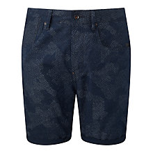 Buy G-Star Raw A-Crotch Roll Up Shorts, Medium Aged Online at johnlewis.com