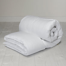 Buy John Lewis Soft and Washable Duvet, 13.5 Tog Online at johnlewis.com