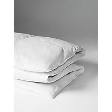 Buy John Lewis Goose Feather & Down Duvet, 13.5 Tog Online at johnlewis.com