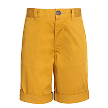 Buy Kin by John Lewis Boys Chino Shorts, Tan Online at johnlewis.com