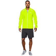 Buy Under Armour Storm Jacket, Yellow Online at johnlewis.com