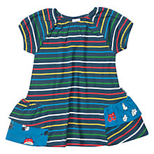 Buy Polarn O. Pyret Striped Dress Online at johnlewis.com