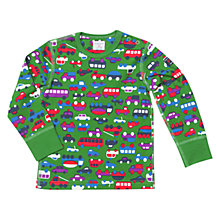 Buy Polarn O. Pyret Car Print Top Online at johnlewis.com