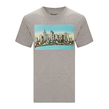 Buy Carhartt Detroit Skyline Printed T-Shirt Online at johnlewis.com
