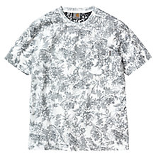 Buy Carhartt Wild Rose Pocket T-Shirt, White/Grey Online at johnlewis.com