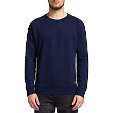 Buy Levi's Crew Neck Cotton Sweatshirt Online at johnlewis.com