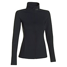Buy Under Armour Essential Jacket, Black Online at johnlewis.com