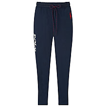 Buy Polo Ralph Lauren Side Logo Jersey Sweat Pants Online at johnlewis.com