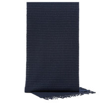 Buy Reiss Dil Check Pattern Scarf, Navy Online at johnlewis.com