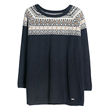 Buy Violeta by Mango Jacquard Jumper Online at johnlewis.com