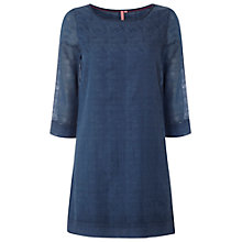 Buy White Stuff Verse Tunic Dress, Coastline Online at johnlewis.com