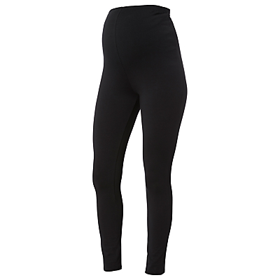 Product photo of Mamalicious sofia full length maternity leggings pack of 2 black