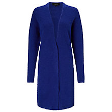 Buy Selected Femme Knit Cardigan, Mazarine Blue Online at johnlewis.com