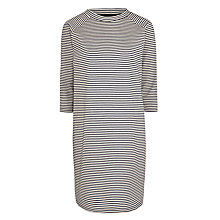 Buy Selected Femme Maja Dress, Peacoat/Jetstream Online at johnlewis.com