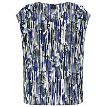 Buy Selected Femme Top, Mazarine Blue Online at johnlewis.com