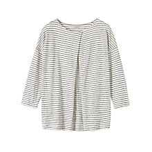 Buy Toast Pleat Front T-Shirt Online at johnlewis.com