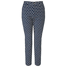 Buy NYDJ Ankle Skinny Spot Jeans, Optical Spot Online at johnlewis.com