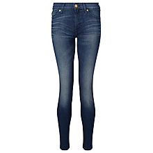"Buy 7 For All Mankind The Skinny Dakota 30"", Dakota Mid Online at johnlewis.com"