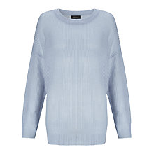 Buy Selected Femme Pullover Knit, Cashmere Blue Online at johnlewis.com