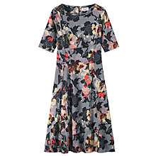 Buy Toast Aemi Floral Print Dress, Multi Online at johnlewis.com