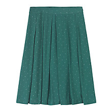 Buy Toast Madoka Skirt, Teal/Cloud Grey Online at johnlewis.com