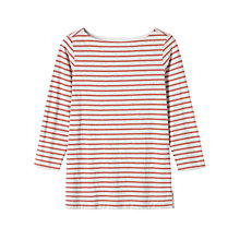 Buy Toast Breton Stripe Cotton T-Shirt Online at johnlewis.com