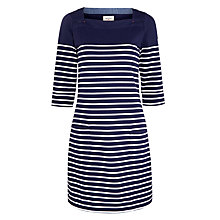 Buy Joules Remy Dress, French Navy Online at johnlewis.com
