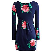 Buy Joules Alexi Tunic Top, French Navy/Peony Online at johnlewis.com