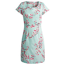 Buy Joules Elise Dress, Opal Blue Blossom Online at johnlewis.com