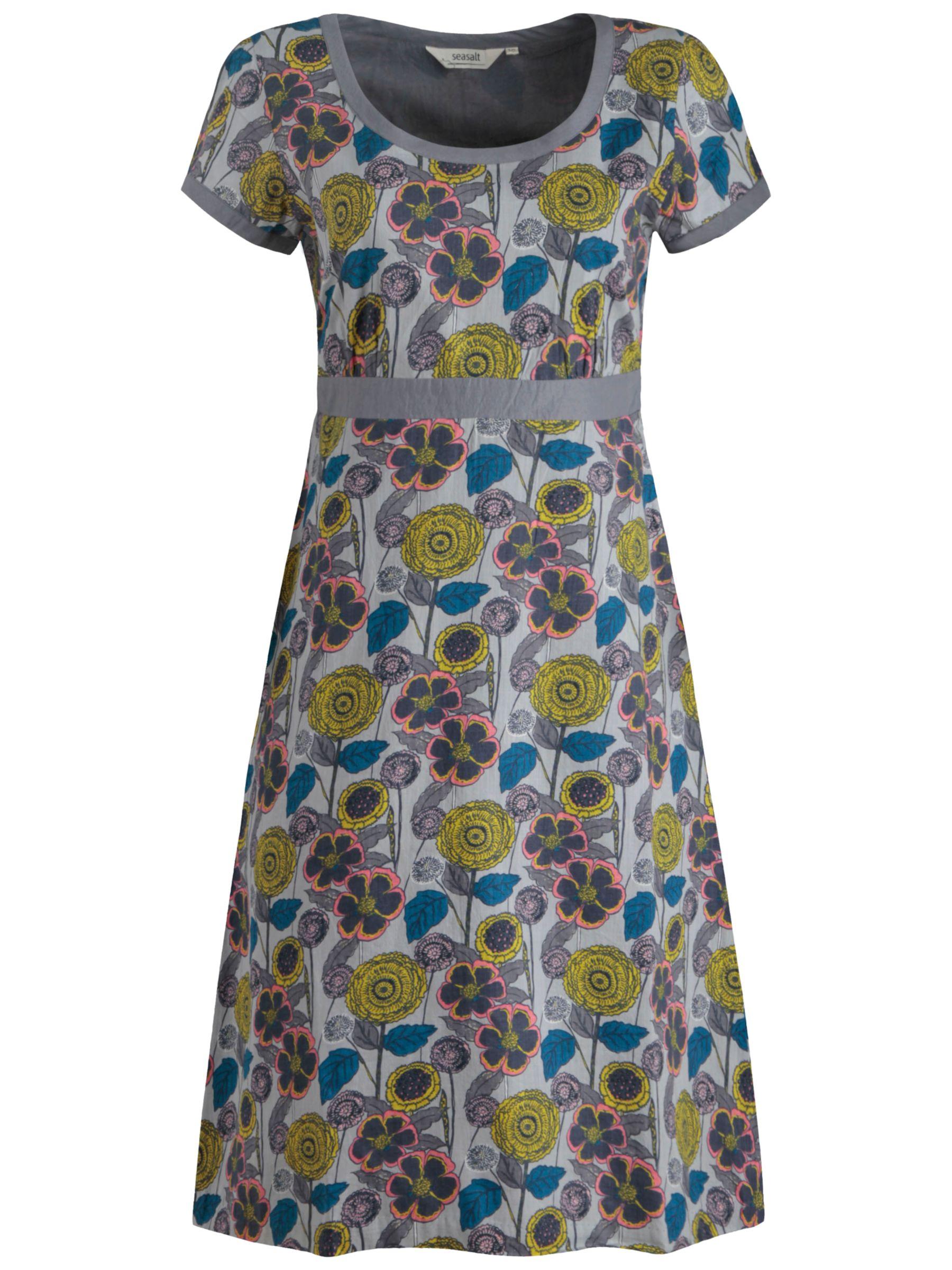 seasalt morvoren dress garden of eden pumice, seasalt, morvoren, dress, garden, eden, pumice, 8|16|10|12|14, women, womens dresses, new in clothing, 1945210