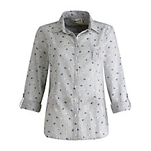 Buy Seasalt Chainwell Shirt, Ticking Daisy Sailor Online at johnlewis.com