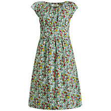 Buy Seasalt Abstract Floral Dress, Vintage Floral Drake Online at johnlewis.com