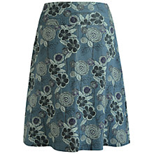 Buy Seasalt Sapling Skirt, Garden Of Eden Peacock Online at johnlewis.com