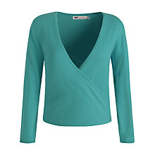 Buy Seasalt Priory Cardigan, Myrtle Online at johnlewis.com